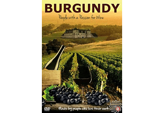 Burgundy - People With A Passion For Wine | DVD