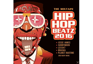 VARIOUS - Hipp Hop Beatz 2016 - (CD)