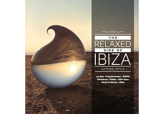 VARIOUS - The Relaxed Side of Ibiza 3 - (CD)