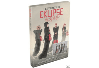 Eklipse - Electric Air (Ltd.Puzzle Edition) - (CD)