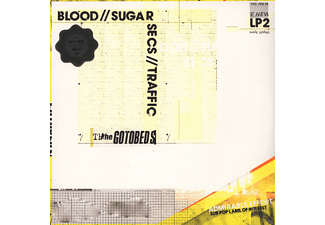 Gotobeds - Blood//Sugar//Secs//Traffic - (LP + Download)