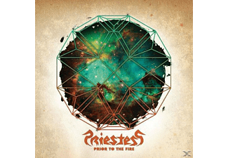 Priestess - Prior To The Fire (Ltd.Deluxe Edition) - (CD)
