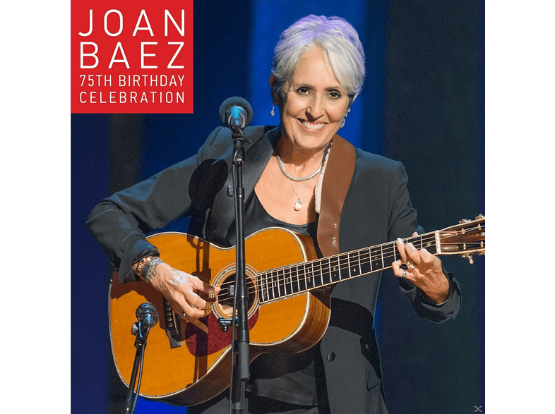 Joan Baez - 75th Birthday Celebration [CD]