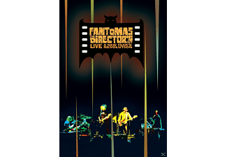 Fantomas - The Director's Cut: A New Year's Revolution [DVD]