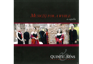 Quinte Et Sens - Music(S) For A While - (CD)