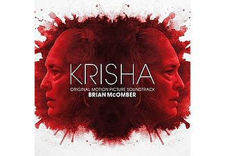 Brian McOmber - Krisha - Original Motion Picture Soundtrack (CD)