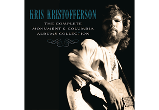 Kris Kristofferson - The Complete Monument & Columbia Album Collection - (CD)