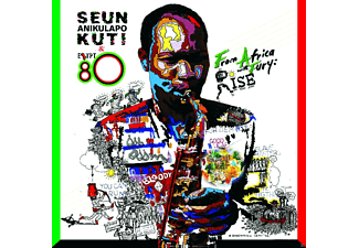 Seun Kuti - From Africa With Fury: Rise - (Vinyl)
