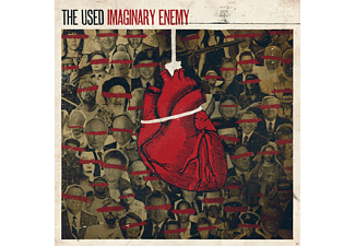 The Used - Imaginary Enemy (Ltd.Vinyl) - (Vinyl)