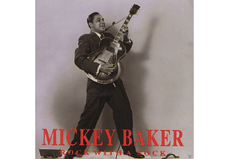 Mickey Baker - Rock With A Sock - (CD)