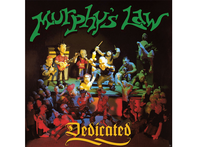 Murphys Law - Dedicated (Ltd.Coloured Vinyl) [Vinyl]