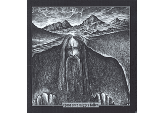 Hate Forest, Ildjarn - Those Once Mighty Fallen - (CD)