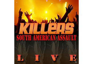 The Killers - South American Assault (Ltd.Red Vinyl) - (Vinyl)