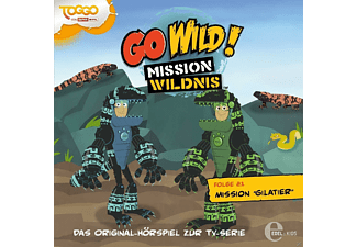 EDEL GERMANY GMBH Go Wild!-Mission Wildnis 21: Mission Gilatier