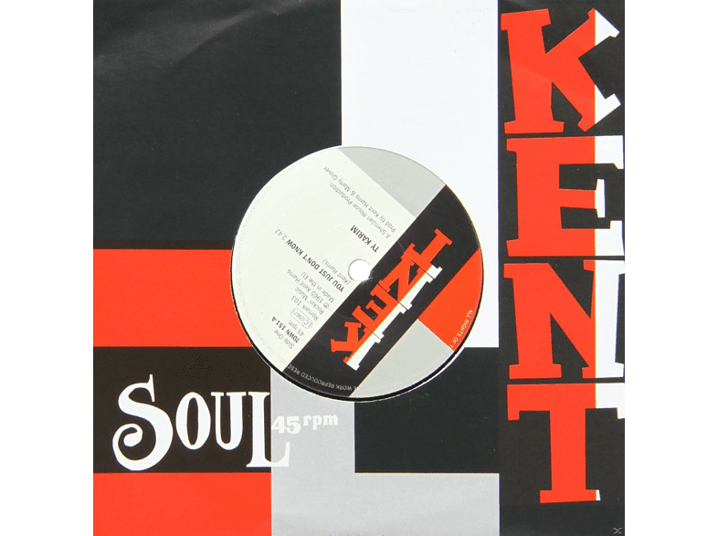 """Ty Karim - You Just Don't Know (7"""" Single) [Vinyl]"""