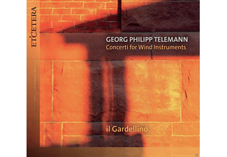 Il Gardellino - Concerti For Wind Instruments - (CD)