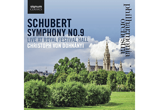 The Philharmonia Orchestra - Symphony No. 9 - Live In Concert - (CD)