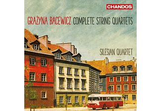 Silesian String Quartets - Complete String Quartets - (CD)