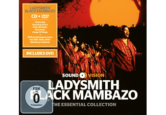 Ladysmith Black Mambazo - Essential Collection - (CD + DVD)