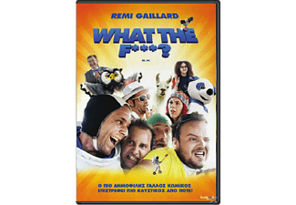 WHAT THE F***? DVD