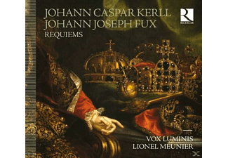 Vox Luminis Ensemble - Missa Pro Defunctis / Requiem - (CD)