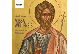 Wells Cathedral Choir - Missa Wellensis - (CD)