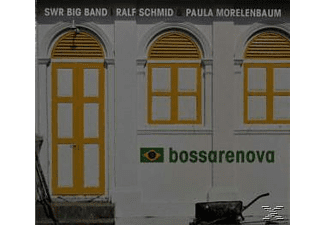 Paula Morelenbaum - Bossarenova (With SWR Bigband) - (CD)