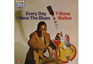 T-Bone Walker - Every Day I Have The Blues - (CD)