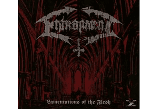 Entrapment - Lamentations Of The Flesh - (CD)