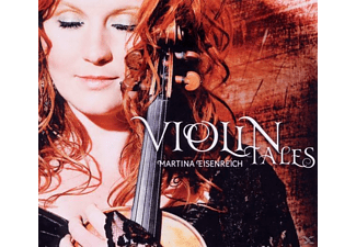 Martina Eisenreich - Violin Tales - (CD)