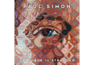 Paul Simon - Stranger To Stranger CD
