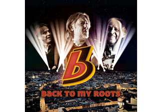 B3 - Back To My Roots - (CD)
