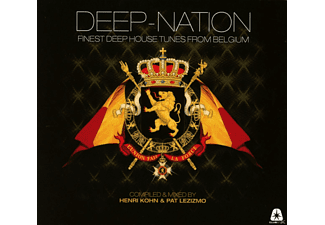 VARIOUS - Deep-Nation (Finest Deep House Tunes) - (CD)