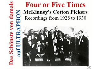Mckinney's Cotton Pickers - Four Or Five Times - (CD)