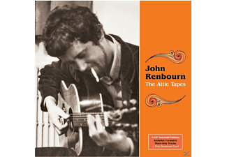 John Renbourn - The Attic Tapes - (LP + Download)