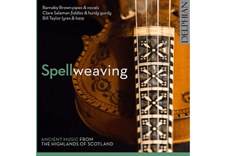 Barnaby Brown, Bill Taylor, Clare Salaman - Spellweaving - (CD)