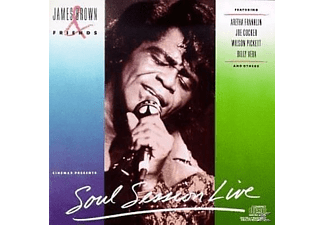 James Brown - Soul Sessions Live - (CD)