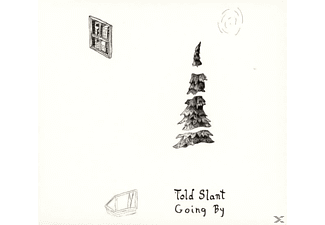 Told Slant - Going By [CD]
