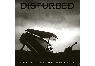 Disturbed the sound of silence hardrock metal cds mediamarkt