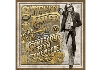 Steven Tyler - We Are All Somebody From Somewhere (Vinyl) - (Vinyl)