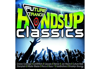 VARIOUS - Future Trance-Hands Up Classics - (CD)