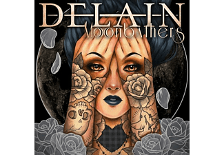 Delain - Moonbather (Black Doppelvinyl) - (Vinyl)