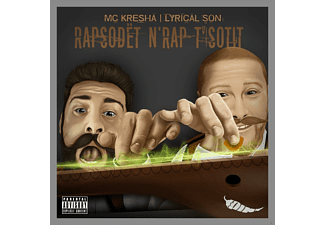 MC Kresha & Lyrical Son - Rapsodët n'Rap t'Sotit - (CD)