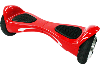 "CELECT Hoverboard Scooter Design 8"" (DS8-0-RED)"