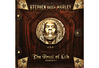 Stephen Marley - Revelation Pt.II: The Fruit Of Life - (CD)