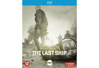 The Last Ship Saison 2 Blu-ray