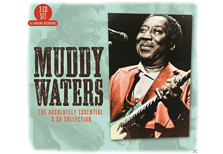 Muddy Waters - Absolutely Essential - (CD)