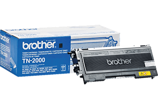 BROTHER TN-2000 Tonerkartusche Schwarz