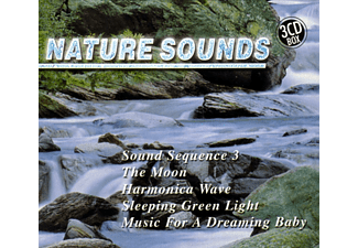 VARIOUS - Nature Sounds - (CD)