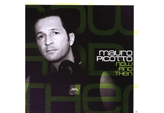 Mauro Picotto - Now And Then - (CD)